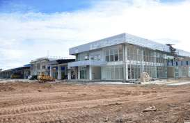 Terminal Anak Air Padang Hampir Rampung, Dilengkapi Pusat Perbelanjaan