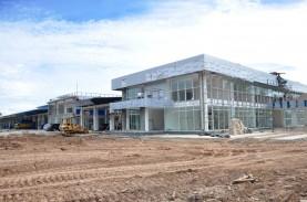 Terminal Anak Air Padang Hampir Rampung, Dilengkapi…