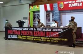 300 ASN Jember Ajukan Mosi Tak Percaya ke Bupati Faida, Dipicu Soal Mutasi