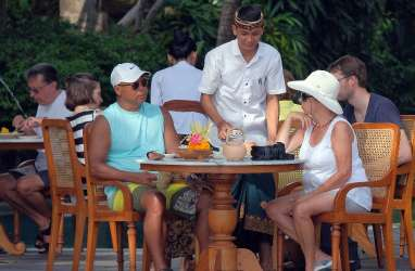 Bali Perketat Prokes Covid-19 saat Malam Pergantian Tahun di Kawasan Wisata