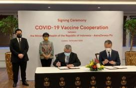 Pemerintah Selesaikan Transaksi Awal Vaksin AstraZeneca dan Novavax