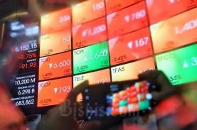 Rapor IHSG 2020 Vs 2019: Turun 5 Persen, Kapitalisasi…
