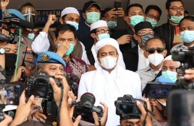 5 Kontroversi FPI 2020: Diawali Kepulangan Rizieq, Dibubarkan Mahfud MD