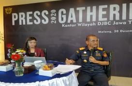 Kanwil DJBC Jawa Timur II Himpun Cukai Rp49,7 Triliun pada 2020
