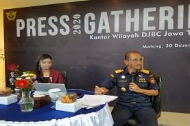Kanwil DJBC Jawa Timur II Himpun Cukai Rp49,7 Triliun…