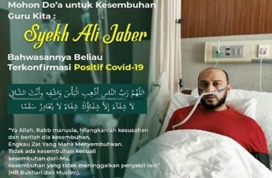 Syekh Ali Jaber Positif Covid-19, Begini Kondisinya