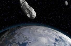 Tahun Baru, Asteroid Seukuran 2 Kali Bis Tingkat Dekati Bumi
