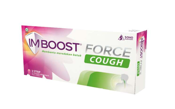 Imboost, salah satu produk andalan PT Soho Global Health Tbk. (SOHO)