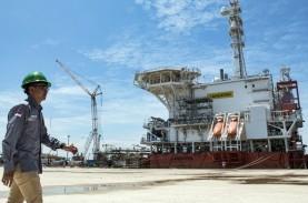 FPU Jangkrik Siap Tampung Gas dari Lapangan Merakes