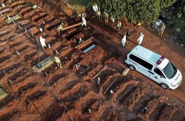 Buntut Kuburan Penuh, DKI Siapkan 1.500 Petak Makam di TPU Rorotan