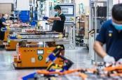 Aktivitas Manufaktur China Melandai pada Desember 2020