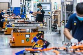 Aktivitas Manufaktur China Melandai pada Desember…