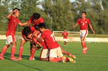 Jalani TC di Spanyol, Timnas U-19 Bersiap Uji Coba