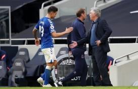 Ancelotti Berharap James Rodriguez Sudah Bisa Bela Everton Awal Januari