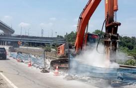 Hati-Hati! Ada Pekerjaan Perbaikan Jembatan di Ruas Tol Jagorawi