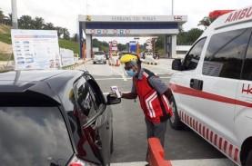 Pengguna Tol Sumatra Naik, Hutama Karya Perketat Protokol…