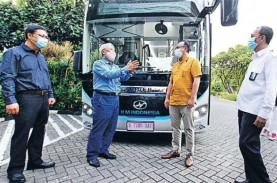Intip Keunggulan Bus Listrik Higer Berdaya 385 kWh