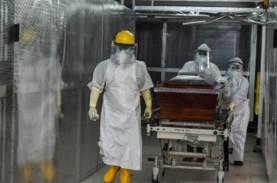 Kasus Kematian Nakes Tinggi, Doni Monardo: Beri Mereka…