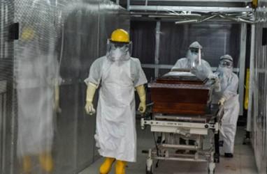 Kasus Kematian Nakes Tinggi, Doni Monardo: Beri Mereka Waktu Libur