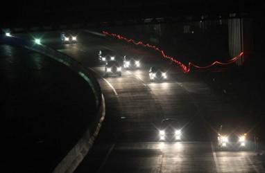 Malam Tahun Baru, Jalur ke Puncak Diterapkan Sistem Buka-Tutup