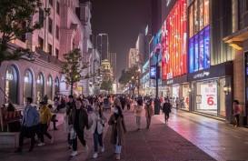 Bikin Iri Bosque, Wuhan Rayakan Pergantian Tahun Baru dalam Kondisi Normal