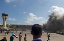 Aksi Balasan, Pasukan Koalisi Arab Saudi-UEA Serang Pemberontak Houthi di Yaman
