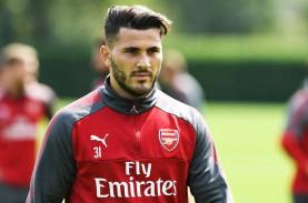 Tersingkir dari Arsenal, Kolasinac Merapat ke Schalke