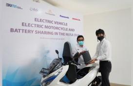 ITDC Uji Coba Sepeda Motor Listrik di Kawasan Wisata Nusa Dua