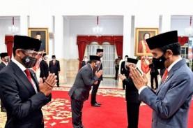 Rangkap Jabatan Marak, ICW Sebut Pesan Jokowi Sebatas…