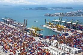 Tetap Tumbuh Saat Pandemi 2020, Kunjungan Kapal ke…