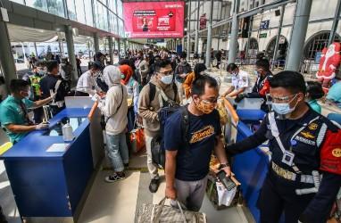 Arus Balik Libur Tahun Baru, KAI Telah Layani 111.000 Rapid Test Antigen