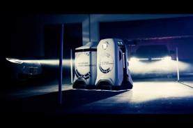 Volkswagen Pamerkan Robot Charger Mobil Listrik, Diperintah…