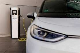 Volkswagen Pacu Jaringan Charger Daya Mobil Listrik