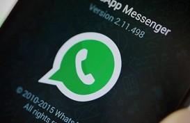 Cetak Rekor!, 1,4 Miliar Panggilan WhatsApp Dilakukan saat Malam Tahun Baru 2021