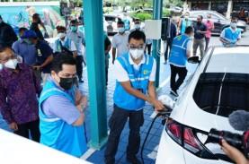 Uji Mobil Listrik Jakarta-Bali Berhasil, Erick Thohir:…