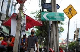 Thailand Mulai Lakukan Pembatasan Sosial di Daerah Berisiko Tinggi Senin Depan