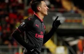 Arteta Putuskan Nasib Ozil di Arsenal pada Bursa Transfer Januari