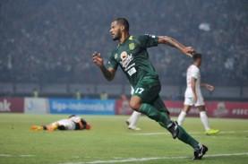 Liga Indonesia Belum Jelas, Striker Persebaya Pindah…