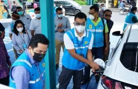 Menteri Erick Pastikan PLN Siap Dukung Era Kendaraan Listrik di Indonesia