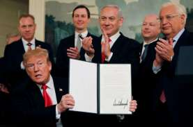 Menlu Iran Tuding Israel Provokasi Perang dengan AS