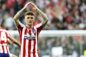 FIFA Tangguhkan Skorsing Bek Atletico yang Dijatuhkan…