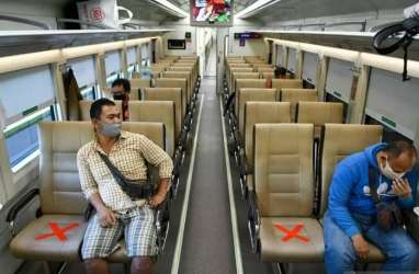 KAI: Arus Balik Dimulai Kemarin, 83 Persen Tiket Kereta Ludes