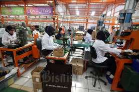 Manufaktur Tumbuh 2021, CORE: Tren Pertumbuhan Negatif…