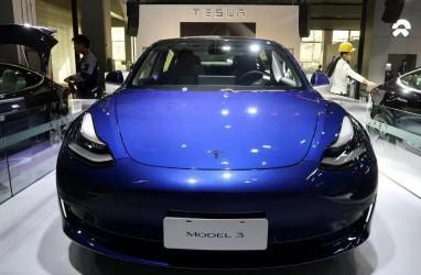 Kejutan Awal Tahun Tesla, Model Baru Dibanderol Rp700 Juta di China