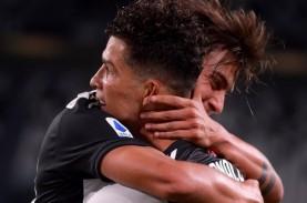 Hasil Lengkap Liga Italia : Milan, Juventus, Napoli…