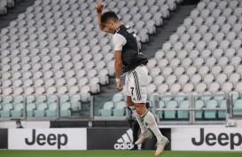 Cetak 2 Gol Lagi untuk Juventus, Ronaldo Lewati Legenda Pele