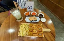 Kopi dan Sushi yang Berjodoh di Sudut Jakarta