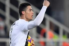 Top Skor Serie A, Cristiano Ronaldo Tinggalkan Romelu…