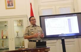 Gubernur Anies Baswedan Kembali Ngantor di Balai Kota DKI Jakarta