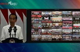 Jokowi Resmi Luncurkan Program Bantuan Tunai 2021